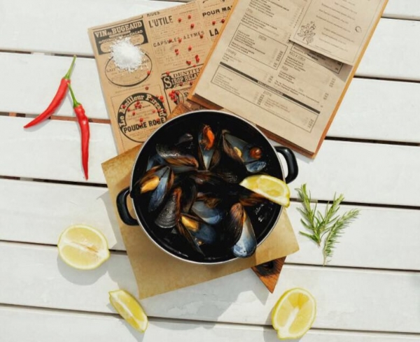 Black Sea Mussels: sale