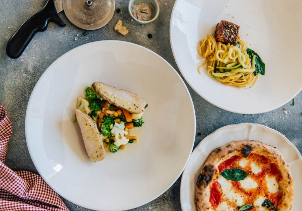 5 reasons to have lunch at Luciano